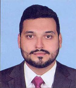Mr Mehnad Mansoor Parach